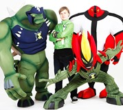 Ben 10. CartoonShow